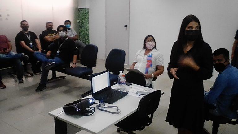 Servidores do IPMB participam de roda de conversa