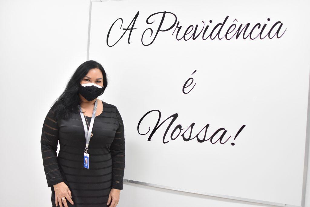 Edna Maria D'Araújo - Presidente do IPMB