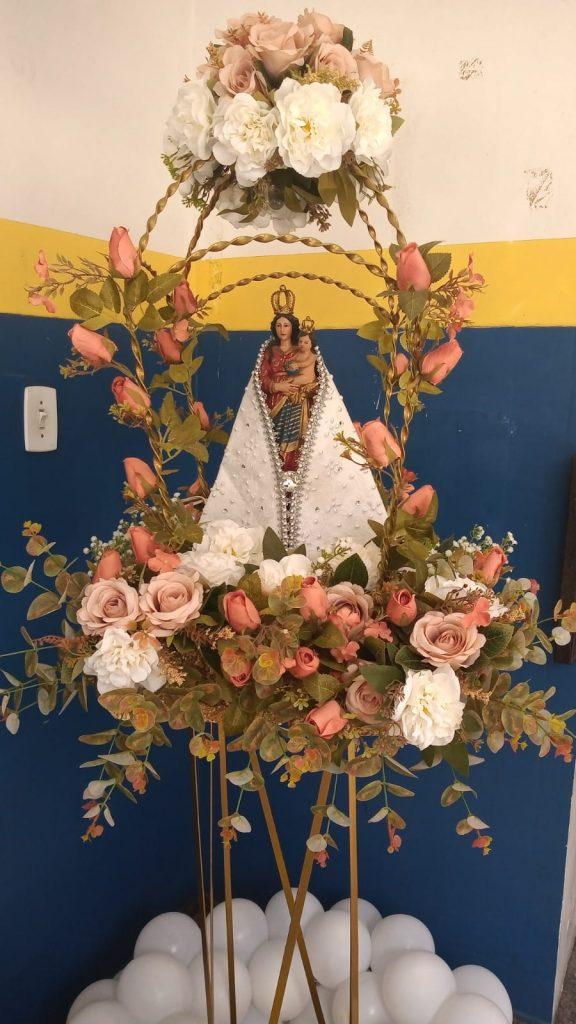 Viva Nossa Senhora de Nazaré